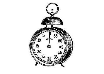 Процедурные часы