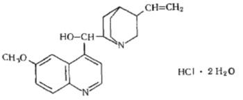 Хинина гидрохлорид