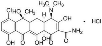 Хлортетрациклина гидрохлорид