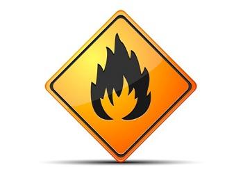 Горючие и легковоспламеняющиеся жидкости в доме