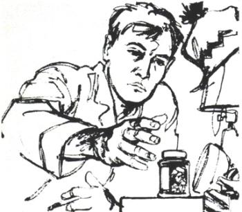 Лекарства, еда и алкоголь — Неожиданные последствия