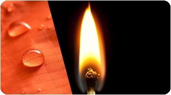 Огнестойкая ткань