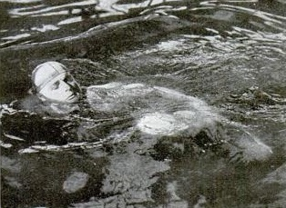 Снятие судороги в воде
