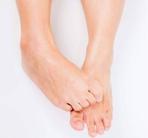 Грибковые заболевания ног