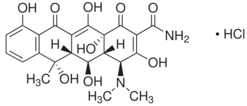 Окситетрациклина гидрохлорид