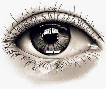 Если слезятся глаза