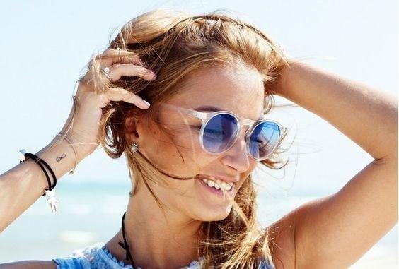 Уход за кожей: Солнце, лето и угревая сыпь