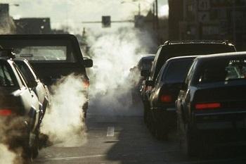 Выхлопные газы